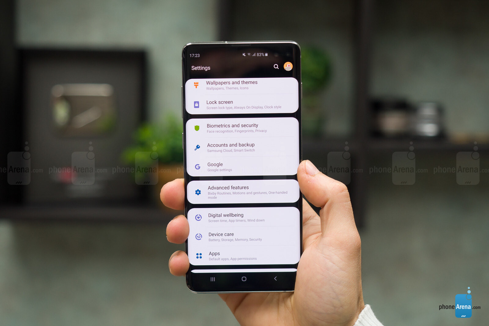 How to change or disable Bixby button on Galaxy S10, S10