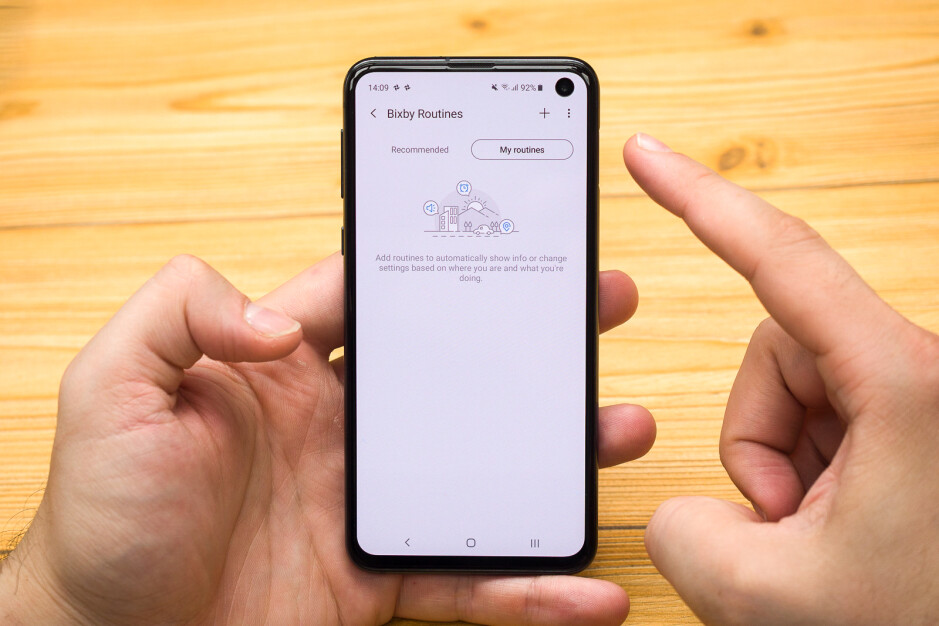Bixby Routines on the Samsung Galaxy S10 series is secretly a great feature