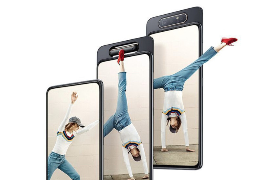 Samsung's new Galaxy A series: what are the differences?