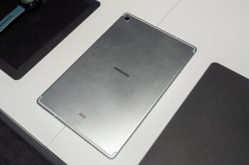 The Tab S5e is even prettier from the back