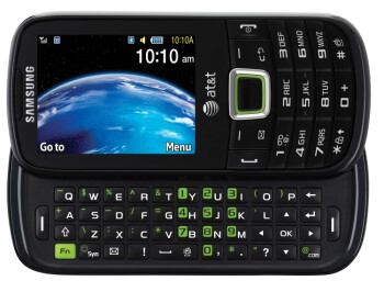 Samsung Evergreen heading to AT&T