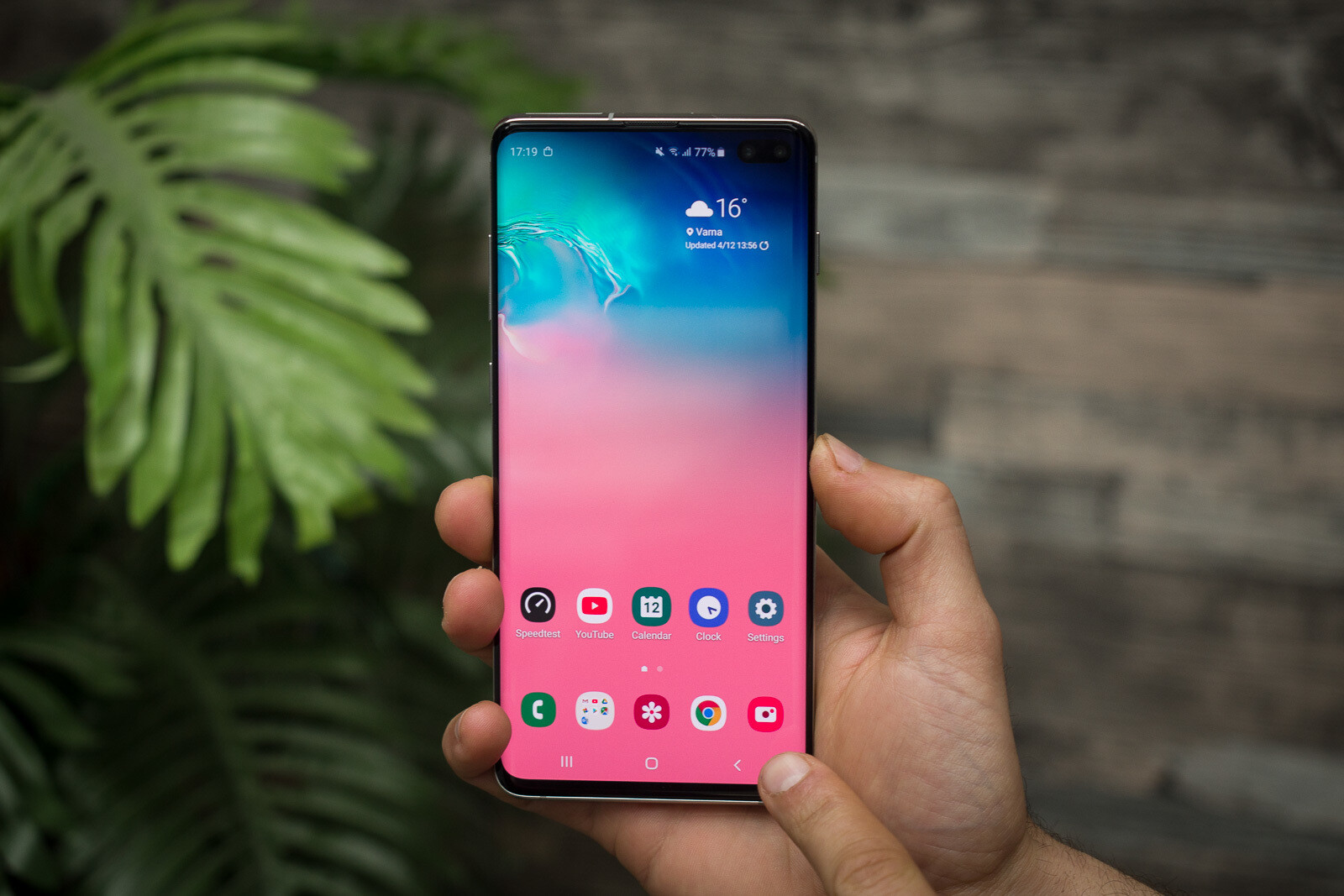 How to make a GIF on Samsung's Galaxy S10, S10 Plus or S10e