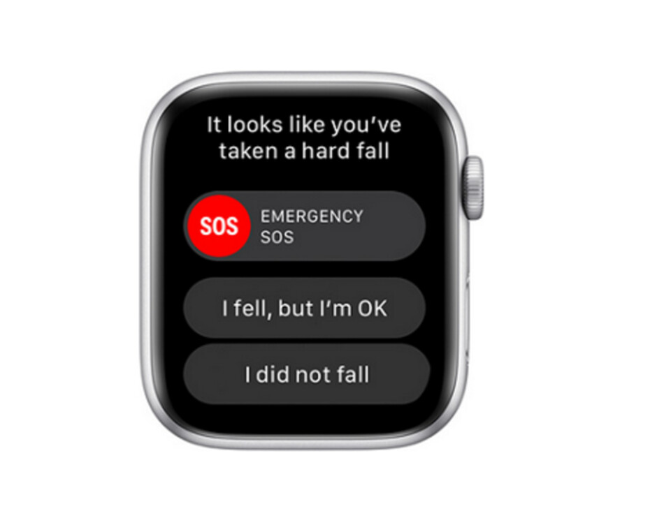 Fall detection on the Apple Watch series 4 can help someone who has fallen and can't get up - Apple Watch feature helps unconscious 80 year old woman survive