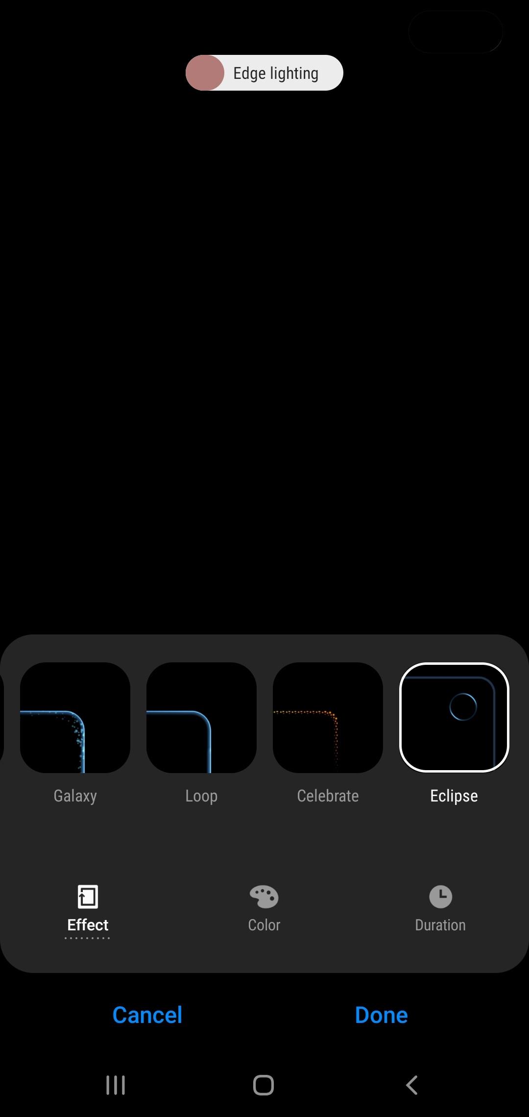 Adding notification light to the Galaxy S10 - Samsung Good