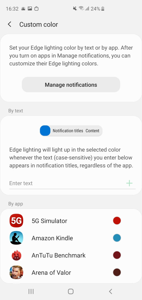 Adding notification light to the Galaxy S10 - Samsung Good Lock vs