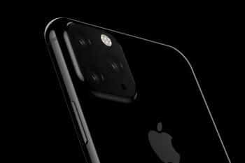 Alleged iPhone XI prototype design