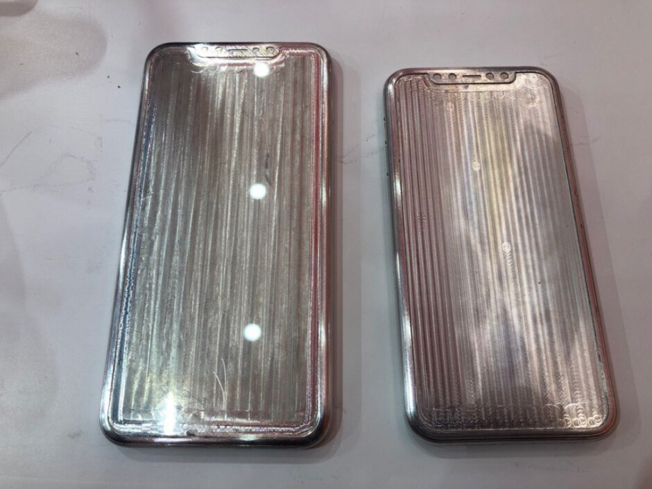 Mold allegedly made for Apple iPhone 11 and iPhone 11 Max cases - Photos of alleged Apple iPhone 11 and iPhone 11 Max molds surface
