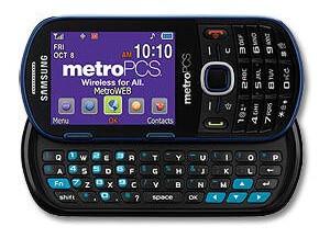 Samsung Messager III for MetroPCS - Samsung Messager III is headed to MetroPCS