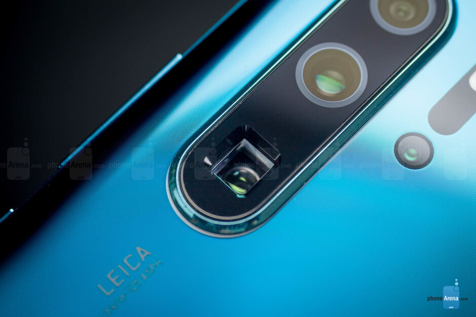 The 8MP telephoto camera on the Huawei P30 Pro provides a whopping 5x magnification using cleverly designed opitcs - The hidden limitations of your phone's telephoto zoom camera