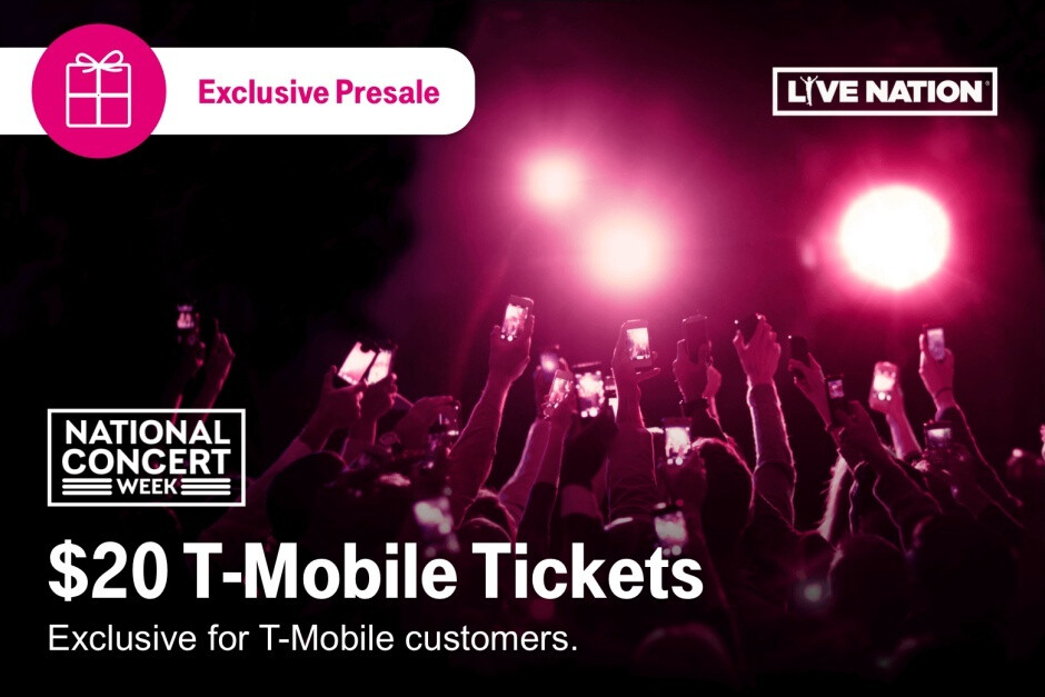 T-Mobile customers have crazy cheap movie and concert