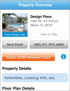 Rent.com finds living space for BlackBerry users to buy or rent