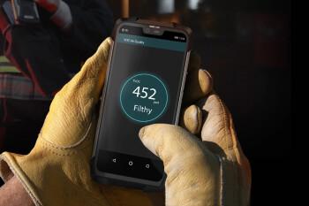 Sensor de qualidade do ar BV 9700 Pro