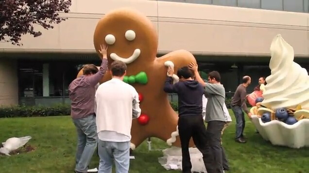 Android Gingerbread to be fully baked by November 11