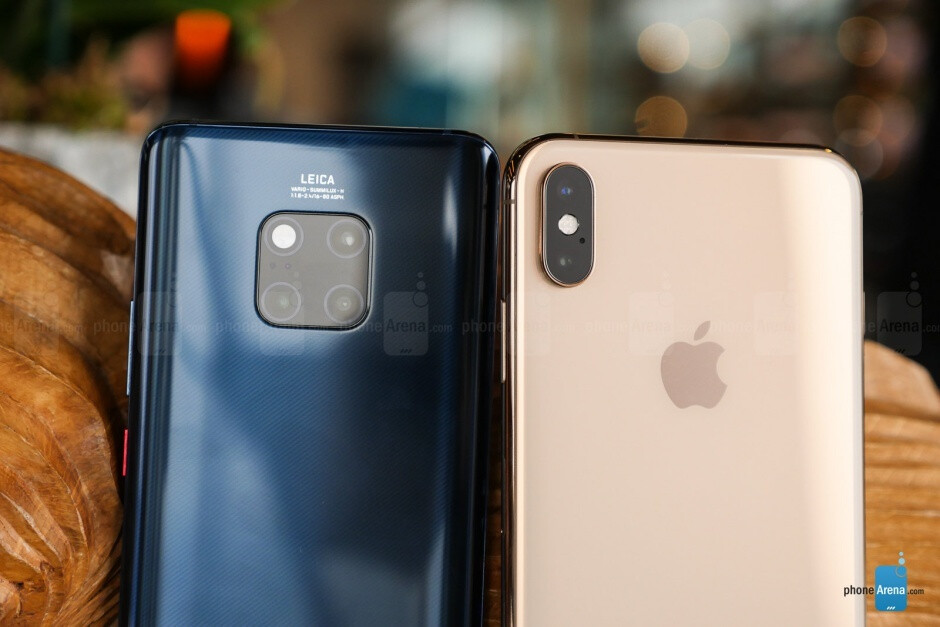 The Mate 20 Pro might be one of the reasons the iPhone XS Max isn't exactly selling like hotcakes - Global Q1 2019 market reports highlight Samsung and Apple's struggles, Huawei's incredible growth