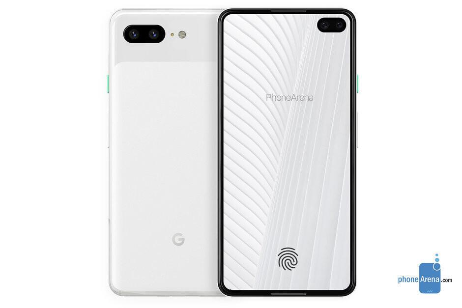 Google Pixel 4 concept based on leaked information - To avoid ugly Pixel phones, Google has three design teams: rumor
