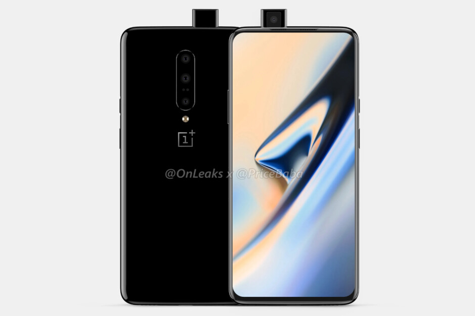 OnePlus 7 Pro CAD-based render - The OnePlus 7 Pro was used to shoot this unfiltered magazine cover story