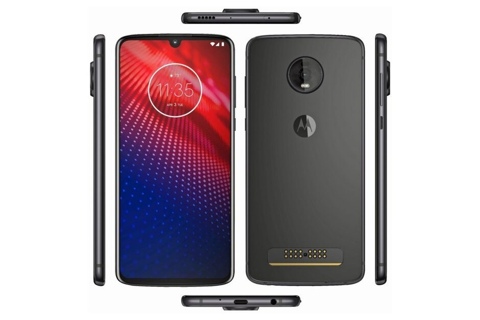 The Moto Z4 Force should look like the Moto Z4 - The Moto Z4 Force could be Motorola's answer to the Galaxy S10e