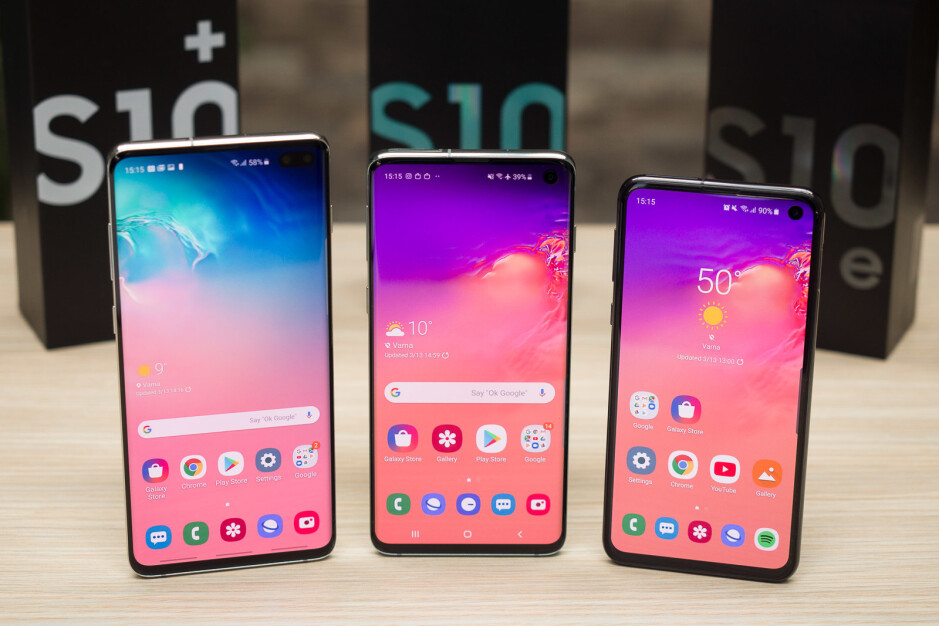 Samsung Galaxy S10, S10+, and S10e - Galaxy S10 sales are helping Samsung regain market share in China