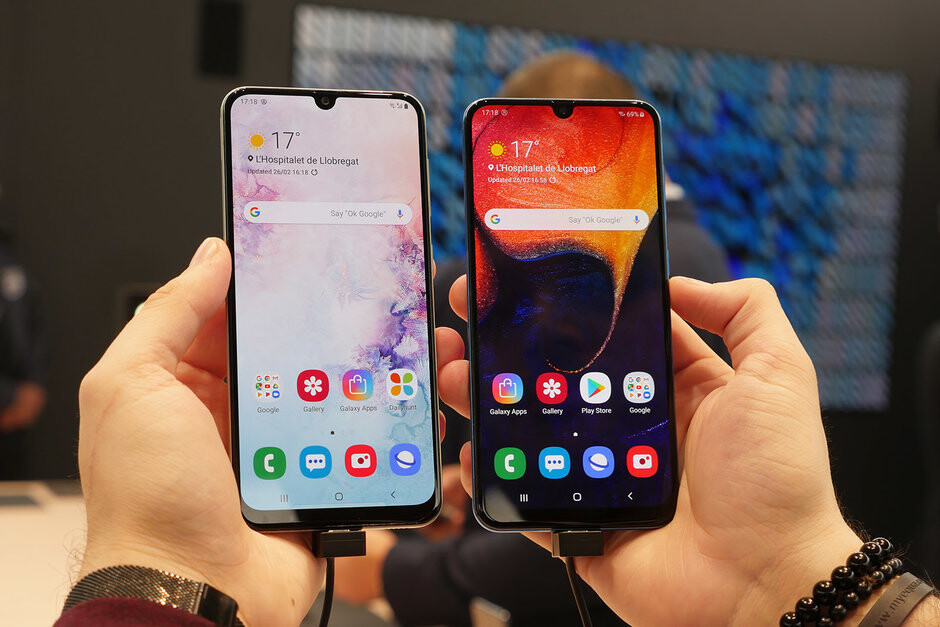 Samsung Galaxy A30 & A50 - Galaxy S10 sales are helping Samsung regain market share in China