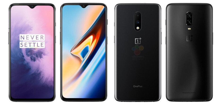 OnePlus 7 vs. OnePlus 6T - Take a look at the cheaper OnePlus 7 in all its glory