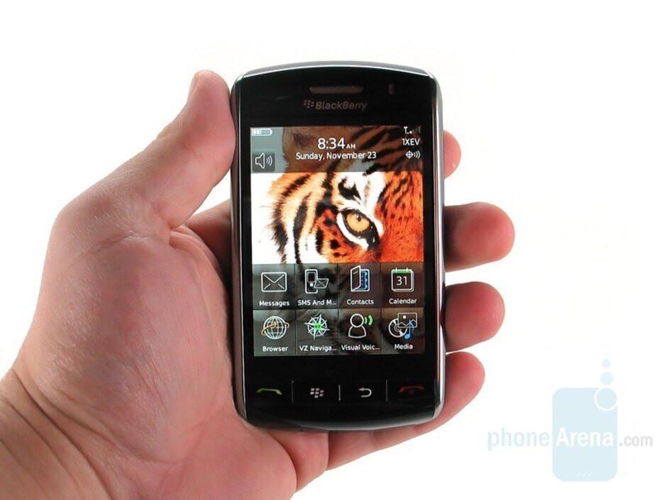 The BlackBerry Storm had something cool at first with its clickable SurePress touchscreen, but the idea didn't have any lasting impressions among consumers. - Cool concepts that started out intriguing but never took off