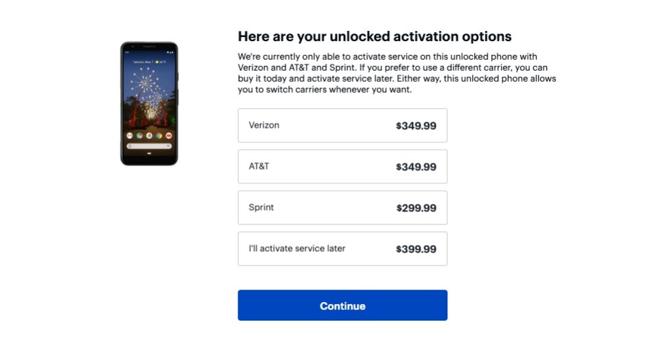 The best Google Pixel 3a and 3a XL deals come from Best Buy