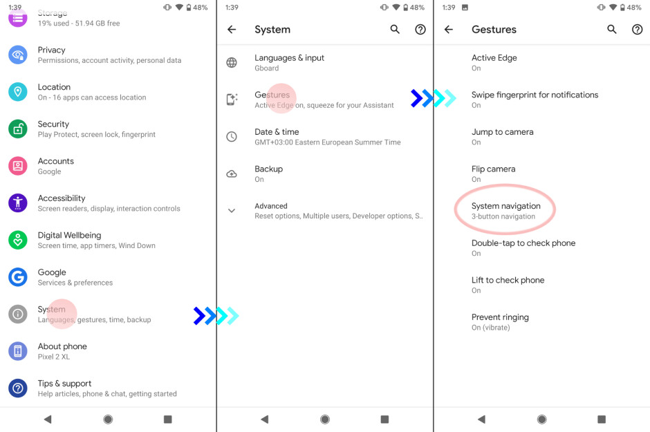 """Google finally doing gestures """"the right way"""" with Android Q!"""