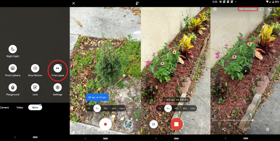 Time Lapse is rolling out to all Pixel phones - Camera feature found on Pixel 3a is rolling out now to all Pixel phones