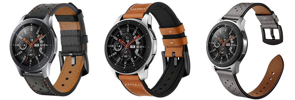 The best watch bands for the Samsung Galaxy Watch and Galaxy Watch Active