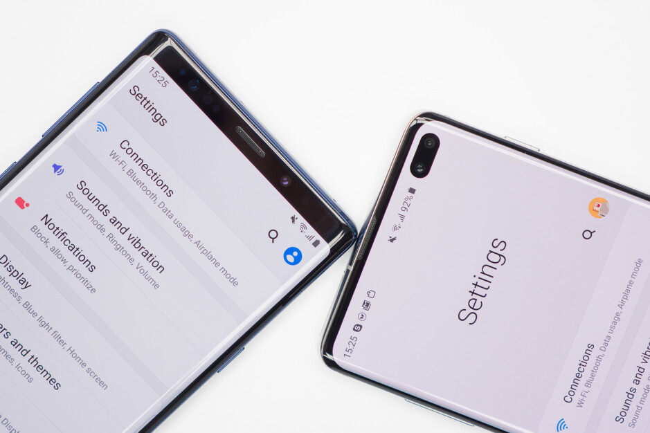 Out with the old bezels and in with the new ones - The latest Galaxy Note 10 Pro leak just verified an important feature