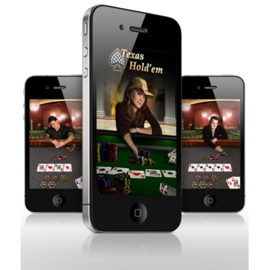 Apple's first mobile game, Texas Hold'em - Apple removes its own mobile game from the App Store outside of the U.S.
