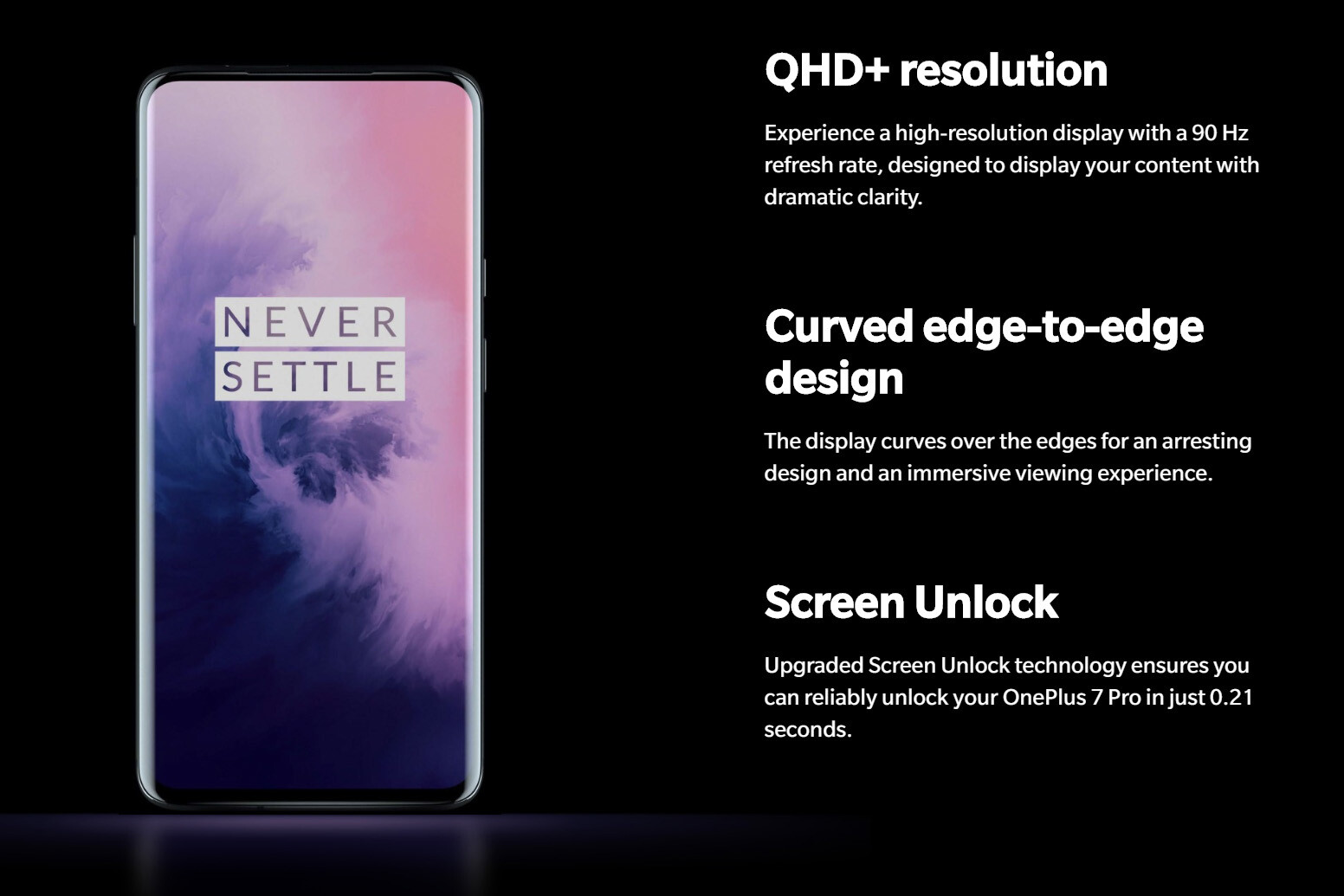 OnePlus 7 Pro is here: revolutionary display, pop-up camera