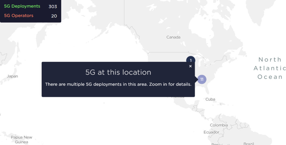 Ookla's interactive 5G map will let you know if your market has 5G service - Before you shell out the big bucks for a 5G phone, you need to check out this map first