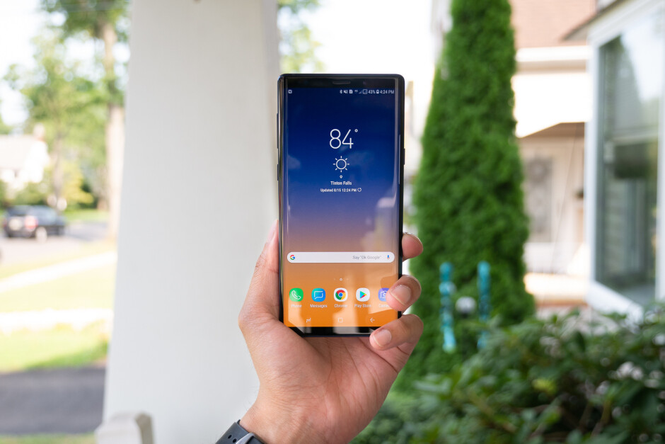 The Galaxy Note 9 includes a 4,000mAh battery - Samsung Galaxy Note 10 battery leak points towards biggest one yet