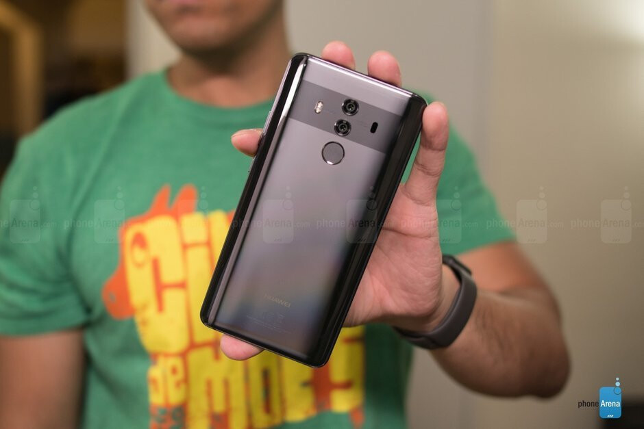 The U.S. government reportedly blocked Verizon and AT&T from carrying the Huawei Mate 10 Pro - Trump takes first step toward U.S. ban on Huawei products