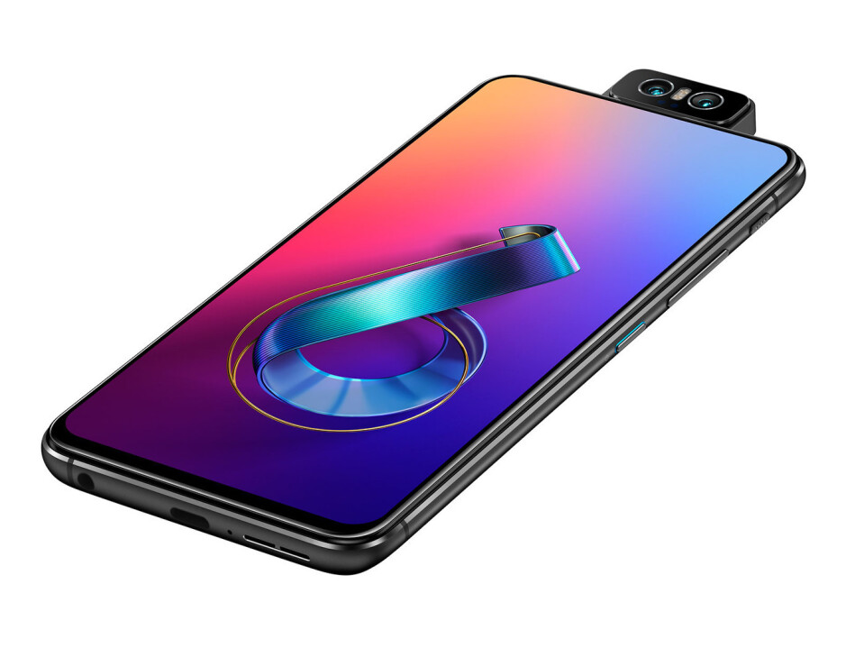 Asus ZenFone 6 is official: motorized camera, Snapdragon 855, $499
