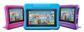The all-new Fire 7 Kids Edition tablet