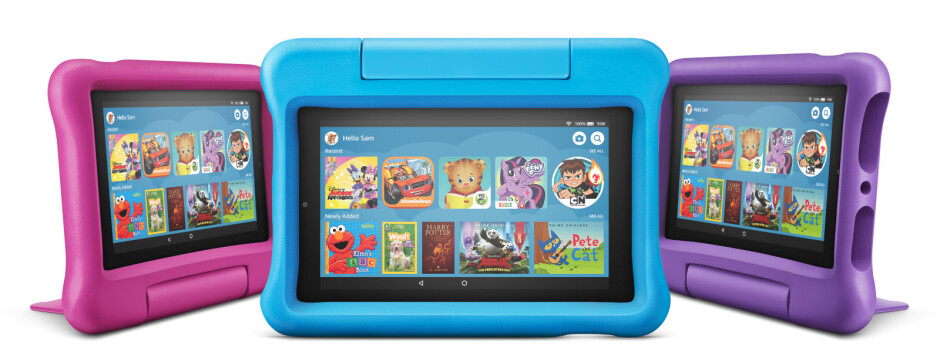 The all-new Fire 7 Kids Edition tablet - Amazon unveils improved Fire 7 and Fire 7 Kids Edition tablets, prices remains the same