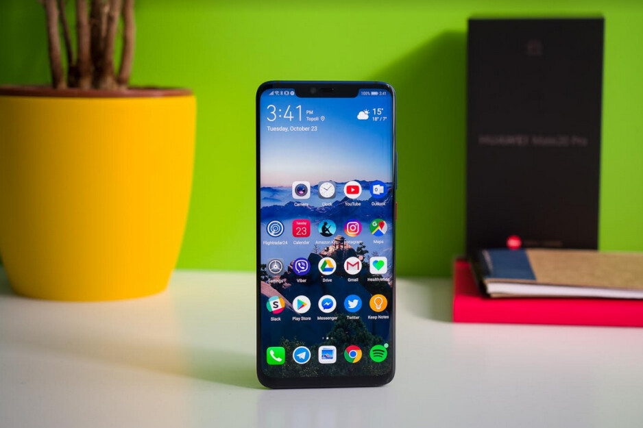 Huawei had a huge hit last year with the Mate 20 Pro - CEO says Huawei won't be pushed around by the U.S. like ZTE was