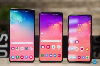 Samsung Galaxy S10, S10+, S10e