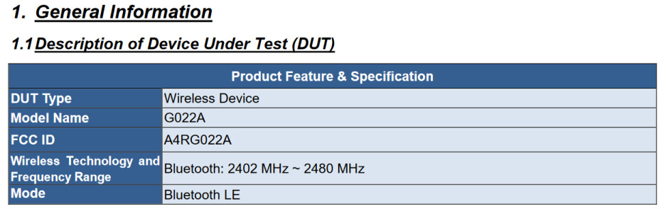 Mystery Made by Google device uses Bluetooth connectivity - Mystery Made by Google device surfaces at the FCC