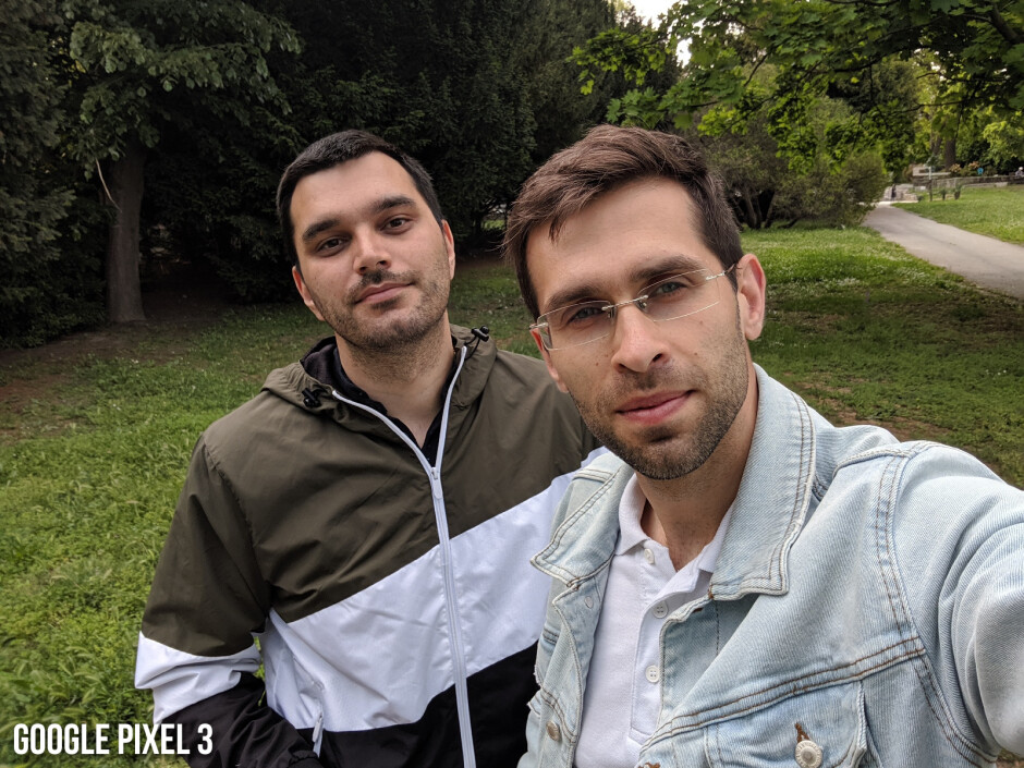 Click/tap on each photo to see the full image - The ULTIMATE selfie comparison: OnePlus 7 Pro vs Galaxy S10+, iPhone XS Max, and Google Pixel 3