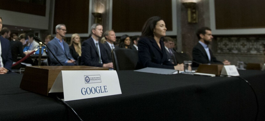 Google's empty chair at Congressional hearings tells you all you need to know about its US government strategy - Why isn't Google fighting harder for Android?