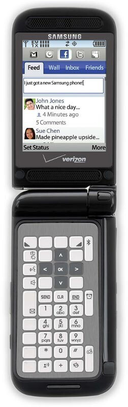 Leaked Samsung Zeal for Verizon packs an E-Ink QWERTY keyboard