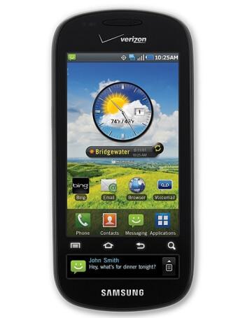 Samsung Continuum postponed by Verizon until November 18