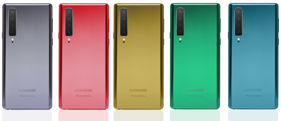 Samsung Galaxy Note 10 may introduce a controversial design change