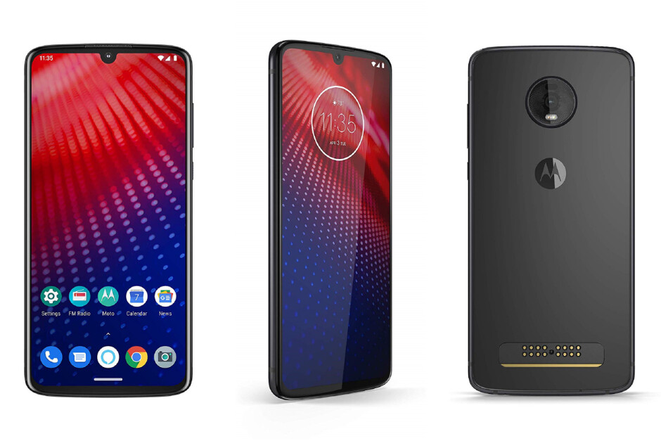 The Moto Z4 Force and regular Moto Z4 should be very similar externally - Flagship Moto Z4 Force being prepared by Motorola, retail listing suggests