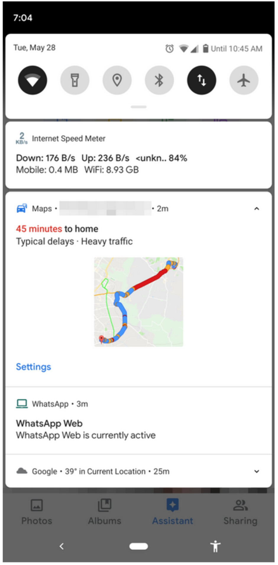 Google Maps now provides commuters with a preview of their trip before leaving to and from work - Google Maps now allows commuters to see a preview of their drive to and from work