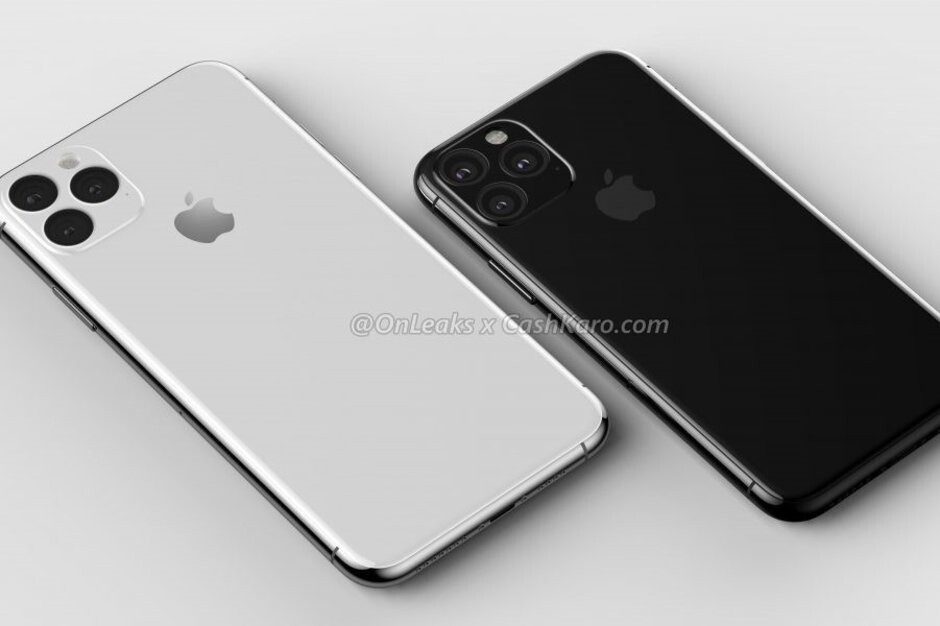 iPhone 11 & 11 Max CAD-based renders - Apple to cut iPhone production as it prepares for iPhone 11 launch
