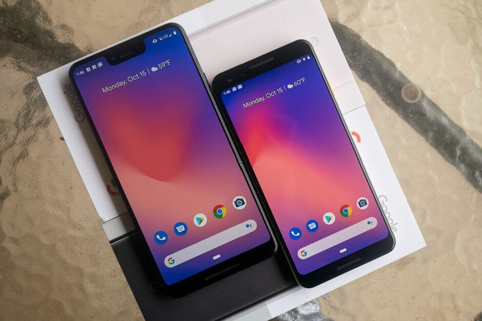 The Google Pixel 3 and Pixel 3 XL - Pixel handsets will soon receive an update to make the phones run faster